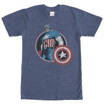 Captain America Hero Tshirt