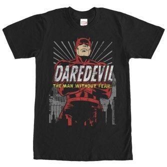 Daredevil Classic No Fear Tshirt