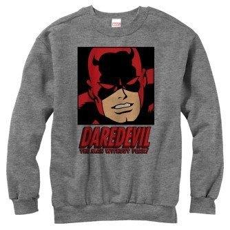 Daredevil Man Without Fear Sweatshirt