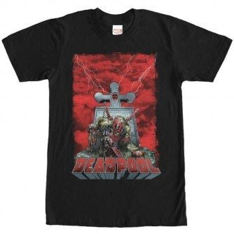 Deadpool Grave