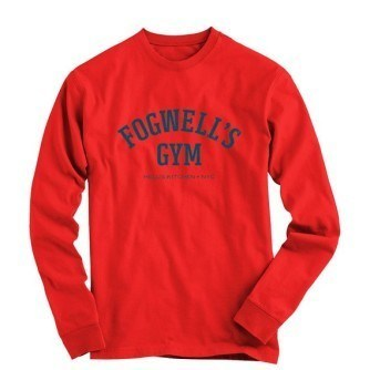 Fogwell's Gym Hell's Kitchen Long Sleeve Shirt
