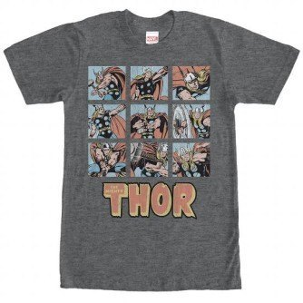 Thor Nine Up Tshirt
