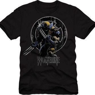 Wolverine Edge of Darkness T-Shirt