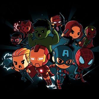 Marvel Avengers Shirt