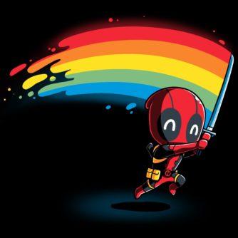 Rainbow Katana